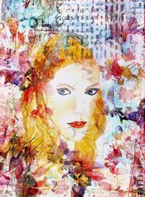 Nicole Kidman by Rena Rady