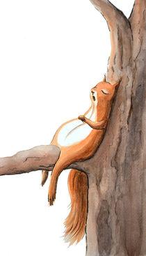 Eichhörnchen 1 by Anne Voges