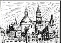 Schweizer Stadt by Anita Calore