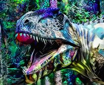 Tyrannosaurus by garrulus-glandarius