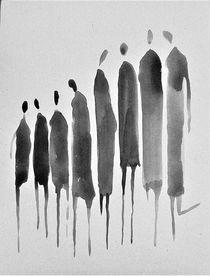 Menschen  von Theodor Fischer