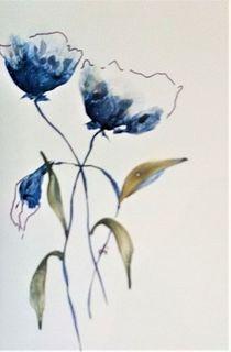 Blumen10 by Theodor Fischer