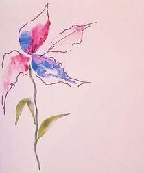Blume8 by Theodor Fischer