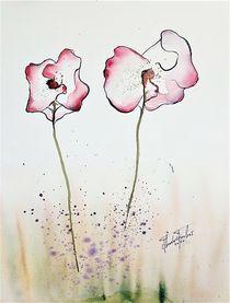 Blume 4 by Theodor Fischer
