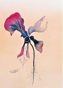 Blume 1 von Theodor Fischer