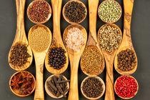 Feine Gewürze aus aller Welt - Fine spices from all over the world 1 von Thomas Klee