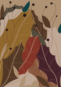 Season Decorative Motif by elliillustrator