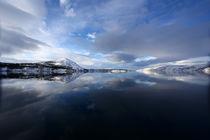 Im Altafjord by Jens Uhlenbusch