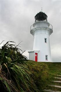 Neuseeland East cape Lighthouse by Rolf Müller