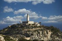 Leuchtturm Mallorca von Rolf Müller