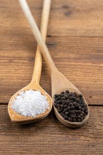 Salz und Pfeffer - Salt and Pepper von Thomas Klee