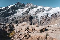 Die Gletschwelt am Großglockner by Felix Gross