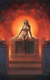 Altar to the Stars von Rebecca Magar