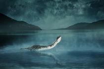 Monster von Loch Ness von Sven Bachström