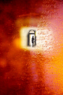 Door to the Other Side by Marie Selissky