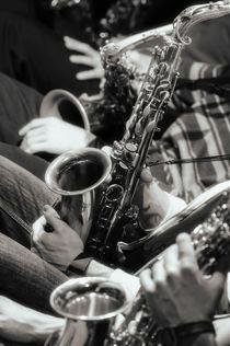 Jazz Saxophones by cinema4design