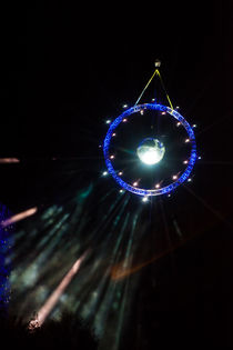 Wheel of Light 2 von Marie Selissky