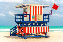 Miami Beach Lifeguard House by Thomas Neye