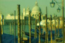 Pier at Canal Grande von Marie Selissky