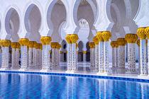 Scheich-Zayid-Moschee  by inside-gallery