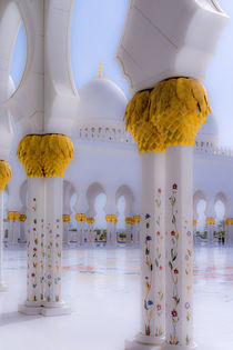Grand Mosque Abu Dhabi by inside-gallery
