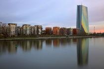 EZB Frankfurt by Patrick Lohmüller
