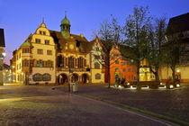 Rathausplatz Freiburg by Patrick Lohmüller