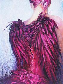 purpur Angel by Renate Berghaus