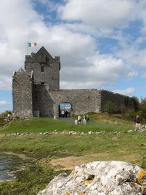 Dunguaire Castle County Galway Ireland 04 von GEORGE ELLIS