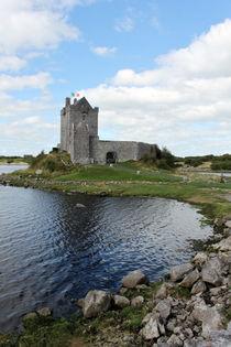 Dunguaire Castle County Galway Ireland 13 von GEORGE ELLIS