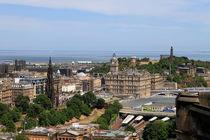 View From Edinburgh Castle 01 von GEORGE ELLIS