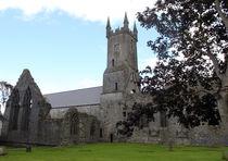 Ennis Friary Ruins County Clare Ireland 13 von GEORGE ELLIS