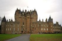 Glamis Castle, Angus Scotland von GEORGE ELLIS