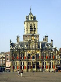 Delft Holland 01 von GEORGE ELLIS