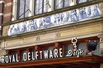 Delft Holland 02 von GEORGE ELLIS
