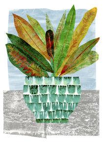 Croton Still Life von Lesley Fitzpatrick