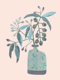 Eucalyptus Still Life von Lesley Fitzpatrick