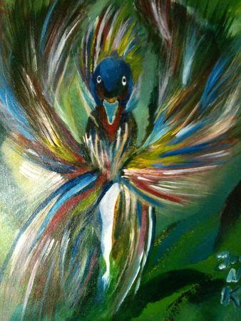 Der-paradiesvogel