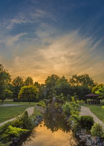 'sunset' by kunstfotografie