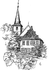 St. Peter und Paul, Hochheim von Kai Rohde