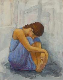 Anna nicht Modigliani by alfons niex