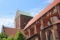 St. Nikolai Kirche Wismar von alsterimages