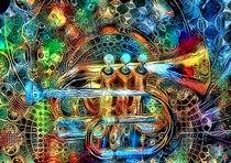 Rainbow Trumpet by garrulus-glandarius