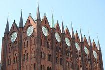 Rathaus Stralsund von alsterimages