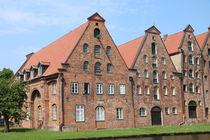 Salzspeicher Lübeck von alsterimages