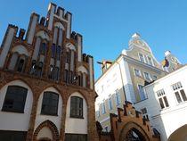Rathaus Rostock von alsterimages