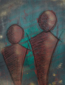 Conversation#8 von Dominik Salzer