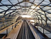 S-Bahn Haltestelle Elbbrücken Hamburg von alsterimages