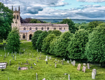 Church Of St Andrew Aysgarth by Ian Lewis