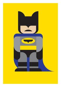 superhero batman by Mykola Kovalenko